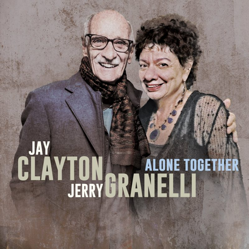 Jay Clayton & Jerry Granelli, Alone Together