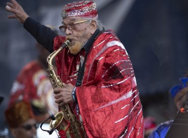 New Sun Ra Arkestra Studio Album on the Way