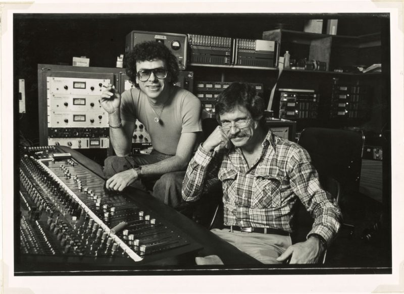 Larry Rosen and Dave Grusin