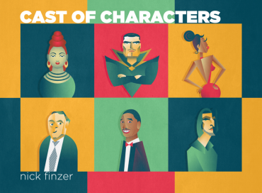 Nick Finzer: Cast of Characters (Outside In)