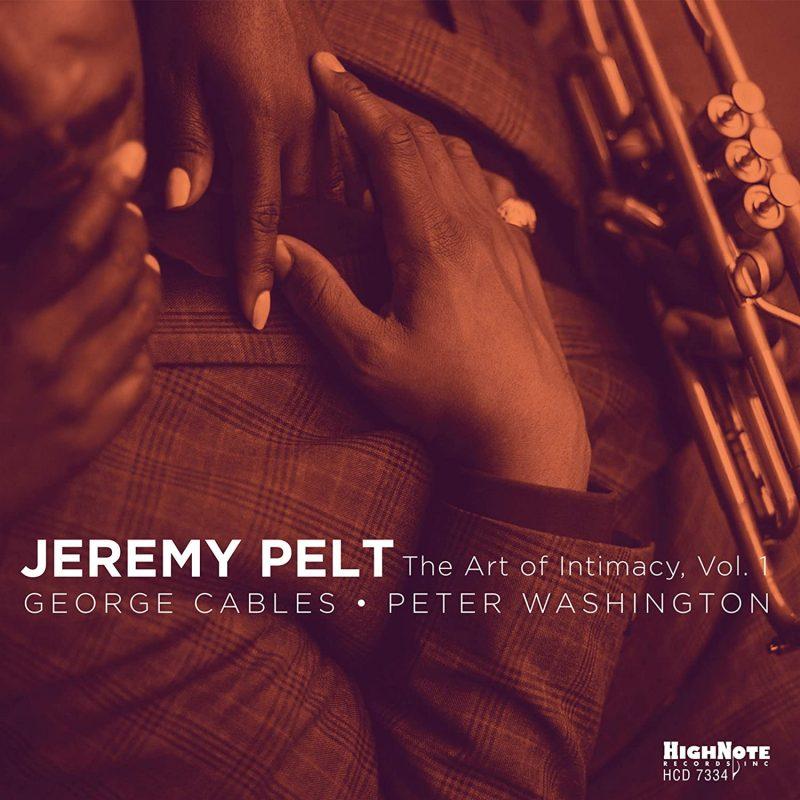Jeremy Pelt The Art of Intimacy