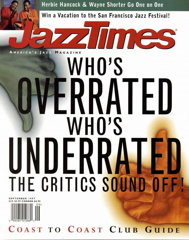 The September 1997 issue of JazzTimes