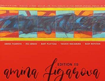 Amina Figarova Edition 113: Persistence (AmFi)