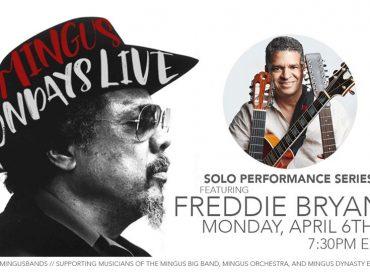 Mingus Mondays with Freddie Bryant
