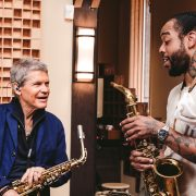David Sanborn and Terrace Martin on Sanborn Sessions