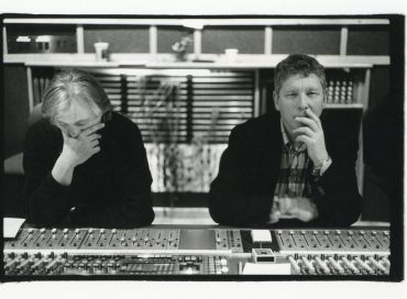 Manfred Eicher and Jan Erik Kongshaug