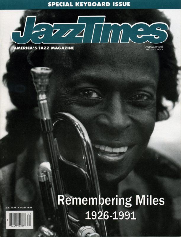 JazzTimes January/February 1992
