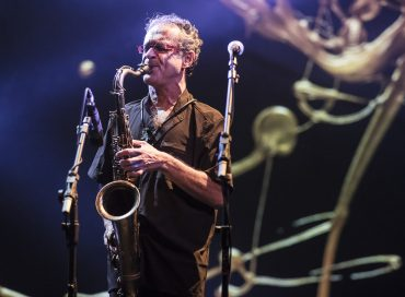 Ivo Perelman: Adventures of a Well-Recorded Saxophonist