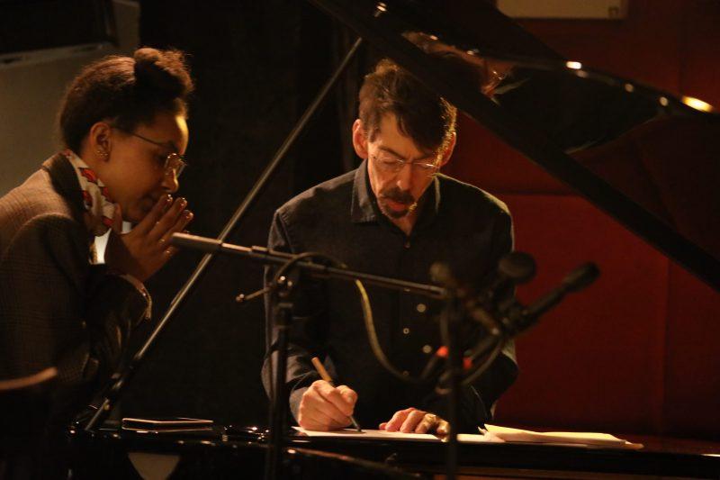 Esperanza Spalding and Fred Hersch