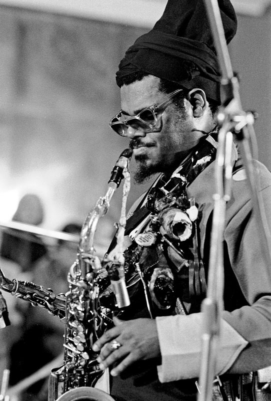 How Rahsaan Roland Kirk Modified Jazz