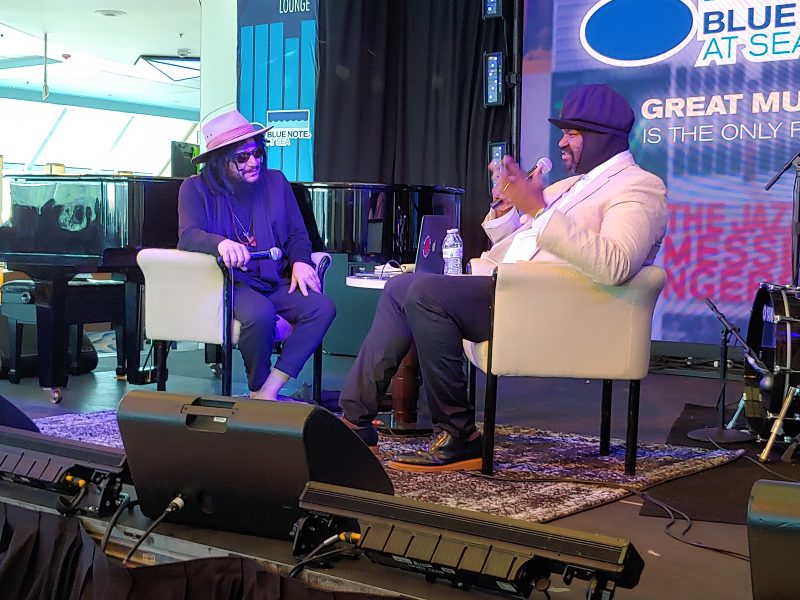 Don Was and Gregory Porter