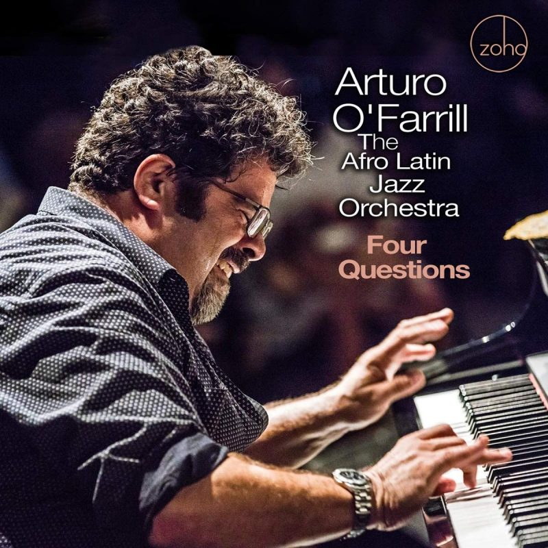 Cover of Four Questions by Arturo O'Farrill & the Afro Latin Jazz Orchestra
