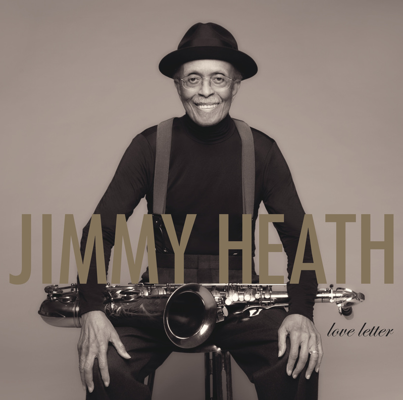 Cover of Jimmy Heath album Love Letter