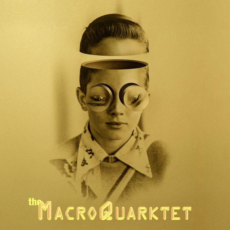 Cover of the MacroQuarktet album The Complete Night