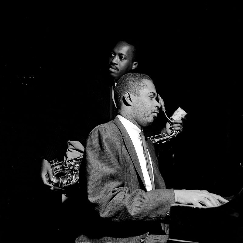 Chronology: Wynton Kelly Trio at the Left Bank with Three Star Tenor Saxophonists