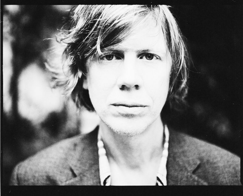 Thurston Moore (photo: Vera Marmelo)