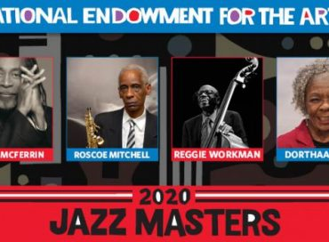 NEA Jazz Masters Tribute Concert Set for Aug. 20
