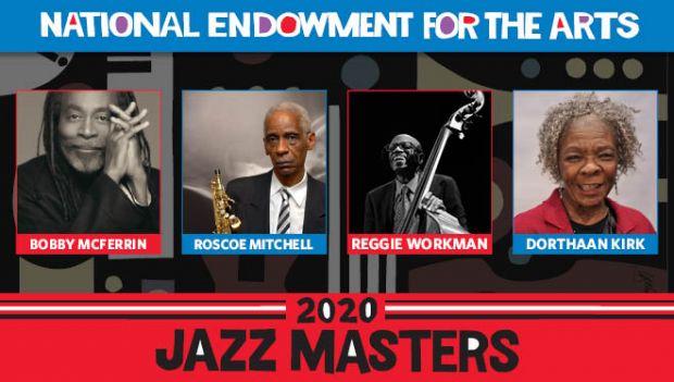 The 2020 NEA Jazz Masters