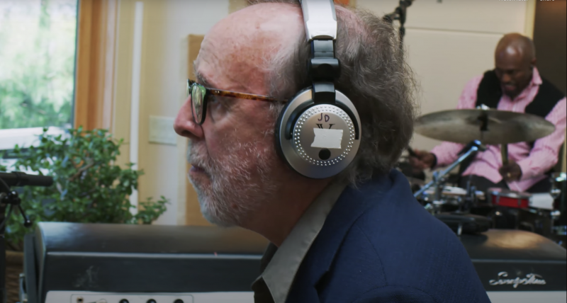 Bob James with Clarence Penn on Sanborn Sessions