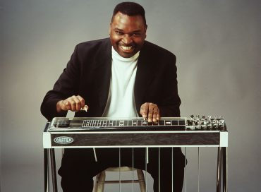 The Pedal Steel Guitar Slides Into Jazz