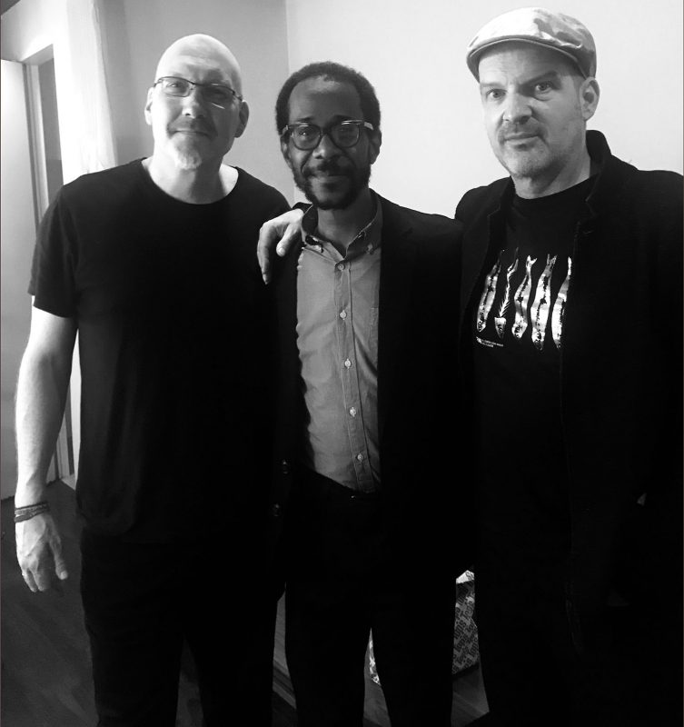 Scott Colley, Brian Blade, and Wolfgang Muthspiel