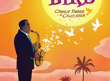 Dave Chisholm and Peter Markowski: Chasin' the Bird: Charlie Parker in California (Z2 Comics)
