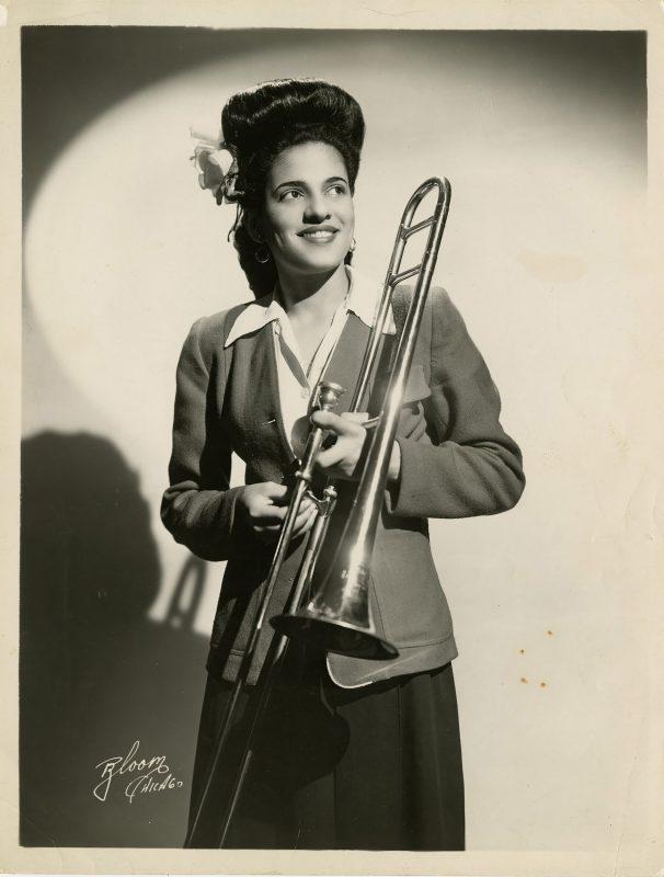 Helen Jones Woods