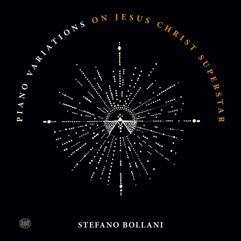Cover of Stefano Bollani album Piano Variations on Jesus Christ Superstar