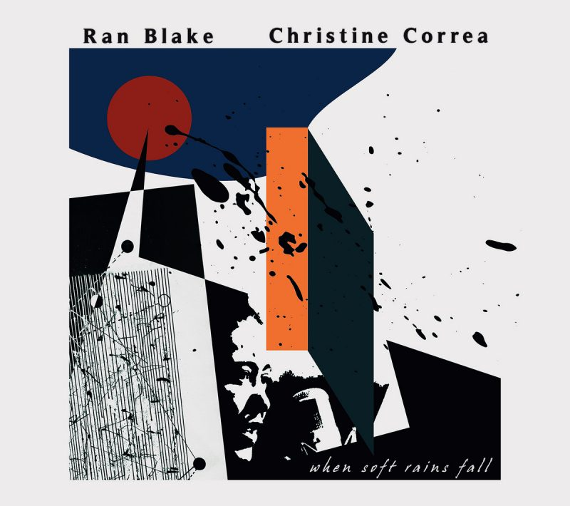 The cover of When Soft Rains Fall by Ran Blake/Christine Correa