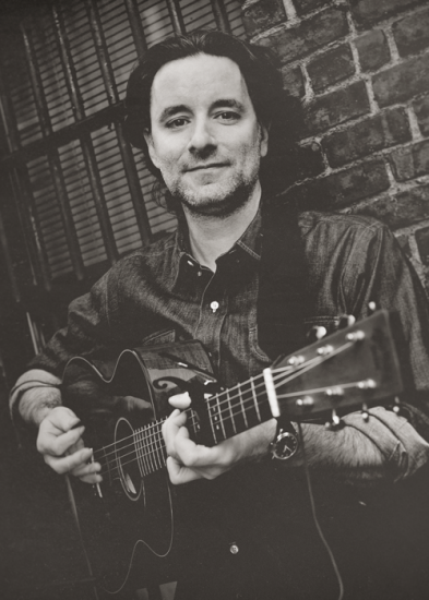 Singer and guitarist Mark Murphy