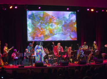 The Sun Ra Arkestra Is Swirling Through Space