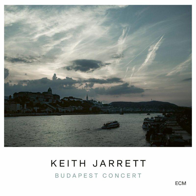 Cover of Keith Jarrett album Budapest Concert
