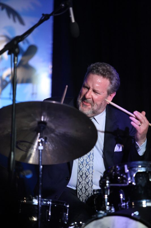 Jeff Hamilton in 2014