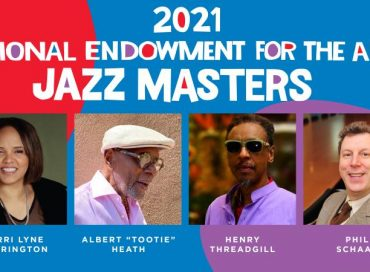 National Endowment for the Arts Reveals Jazz Masters for 2021