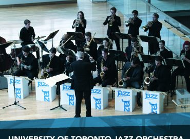 University of Toronto Jazz Orchestra: Embargo (UofT Jazz)