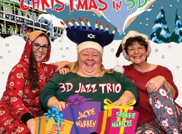 3D Jazz Trio
