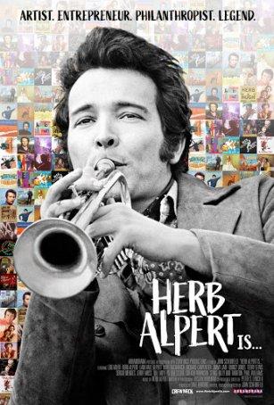 Poster for Herb Alpert Is... documentary