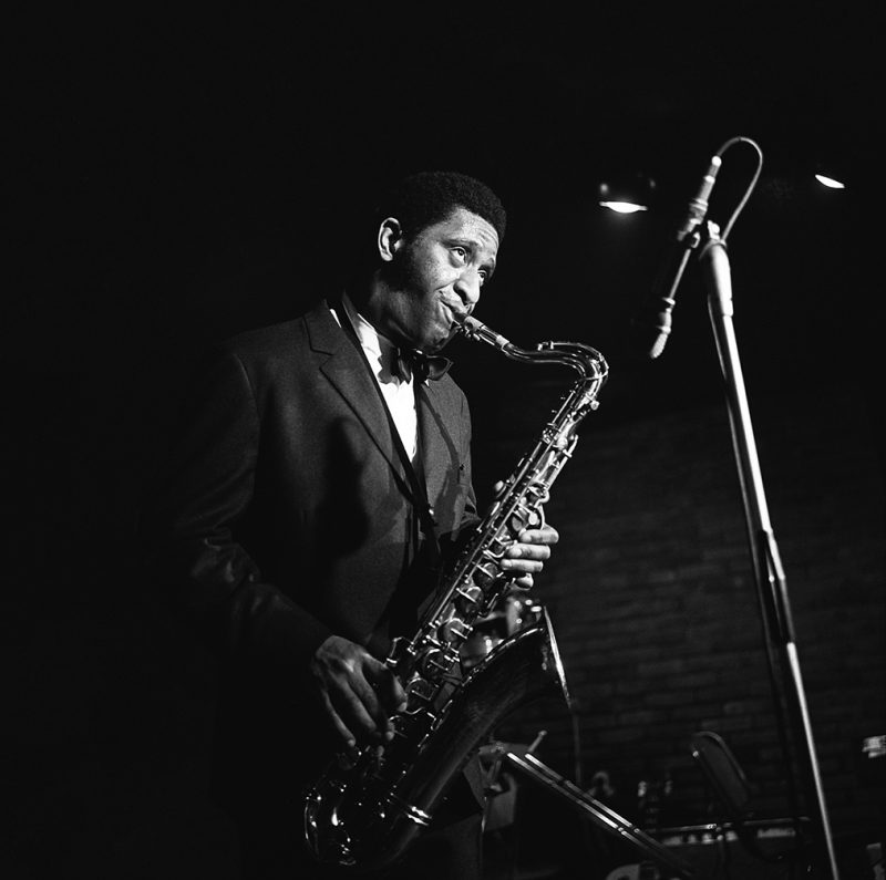 Sonny Rollins at the Go-Go Club, Loosdrecht, Netherlands, May 5, 1967