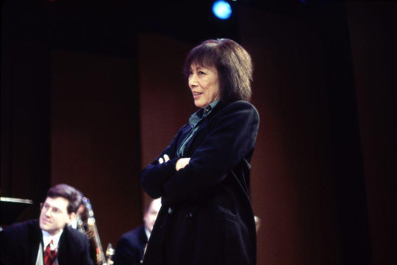 Toshiko Akiyoshi, March 1997