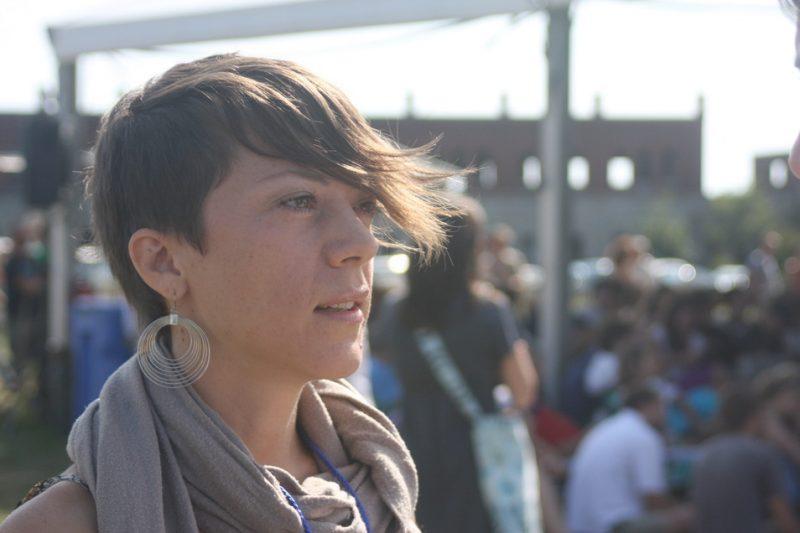Gretchen Parlato, August 2010