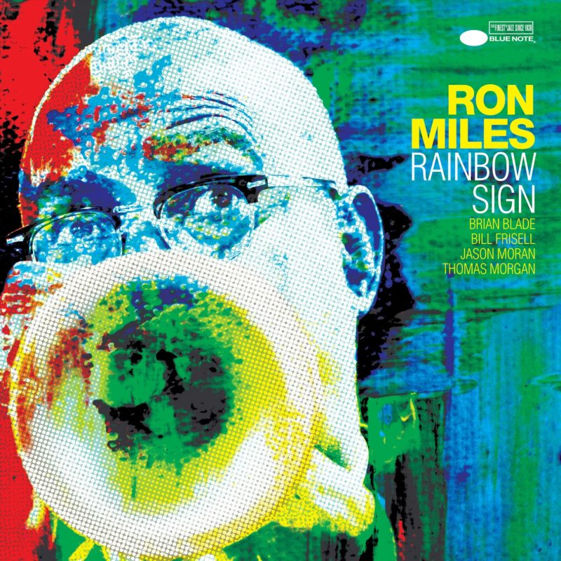 Cover of Ron Miles album Rainbow Sign