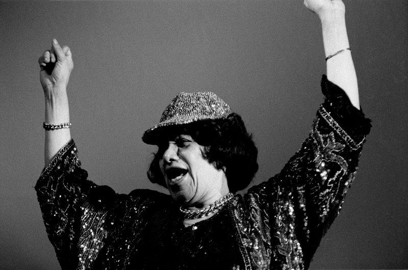 Dorothy Donegan, 1994