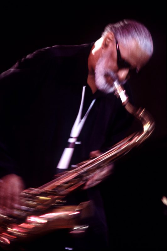 Sonny Rollins in 2004