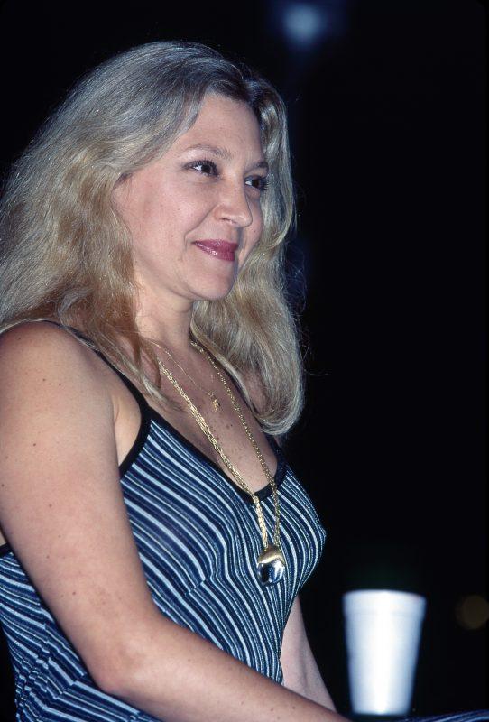 Eliane Elias, August 1998