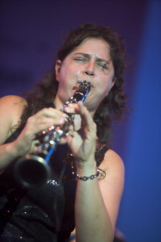 Anat Cohen, August 2009