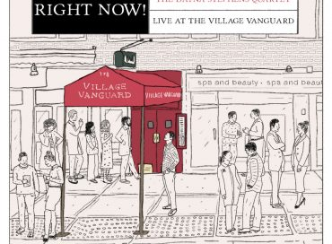 The Dayna Stephens Quartet: Right Now! Live at the Village Vanguard (Core Port)