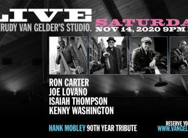 Live from Rudy Van Gelder's Studio Premieres Nov. 14