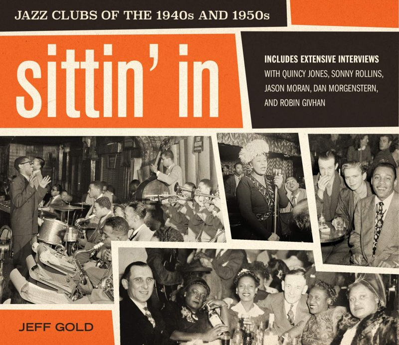 Cover of Jeff Gold's book Sittin' In