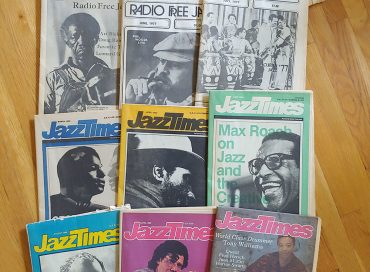 Historic issues of JazzTimes