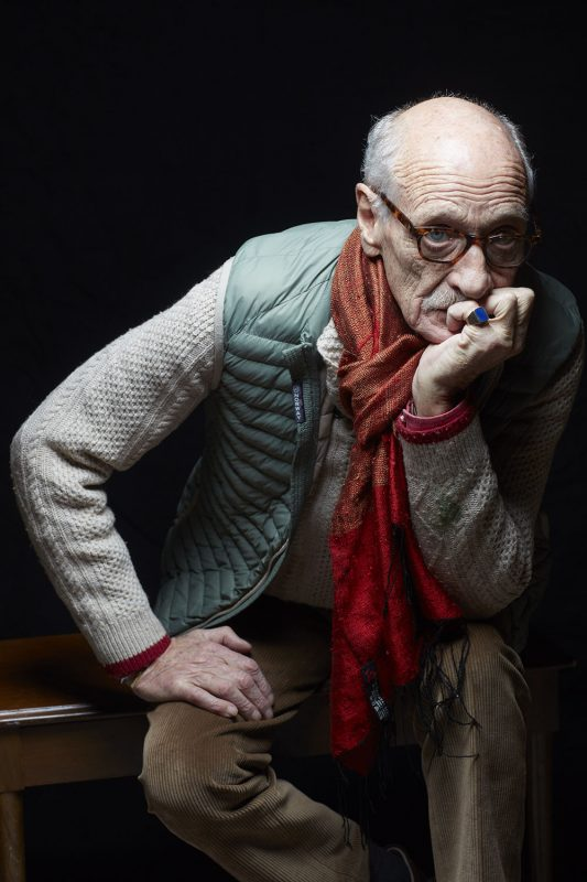 Jerry Granelli (photo: Matthew Septimus)